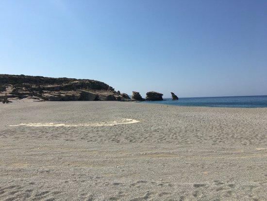 Triopetra Beach Photo