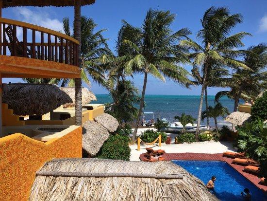 Seaside Cabanas Hotel Photo