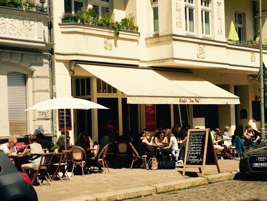 Cafe IM NU: Sommertag im Café ImNu