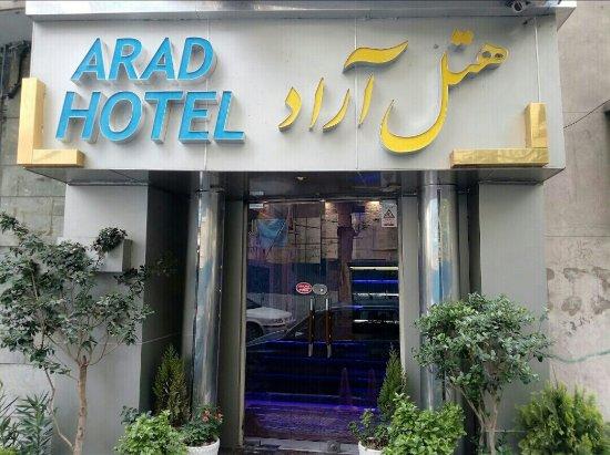 Arad Hotel Tehran