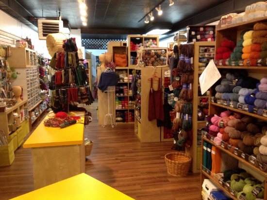 Needle & Arts Centre: Huge selection of quality and affordable yarns