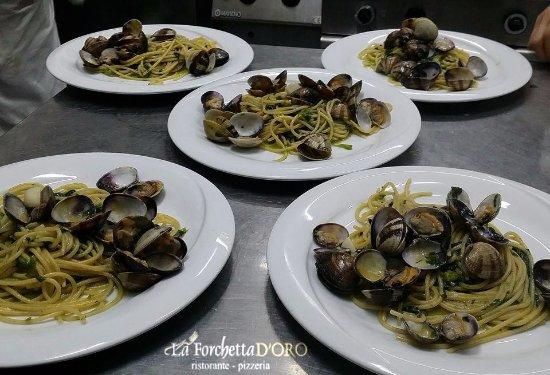 La Forchetta D'ORO: ...