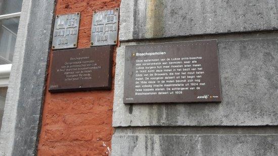 De Bisschopsmolen: tourist information (in Dutch)