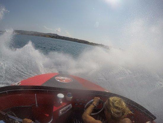 Rhodes, Greece: Really high speed