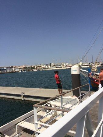 Trigana Boat Trips: Freddie