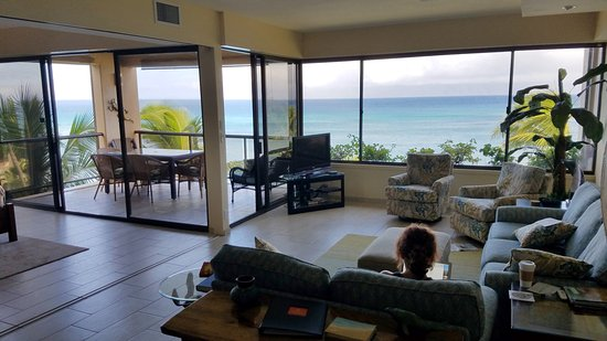 Sands of Kahana: View from family room