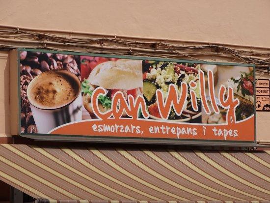 imagen Bar Can Willy en Forallac