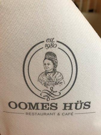 Restaurant Oomes Hus Photo