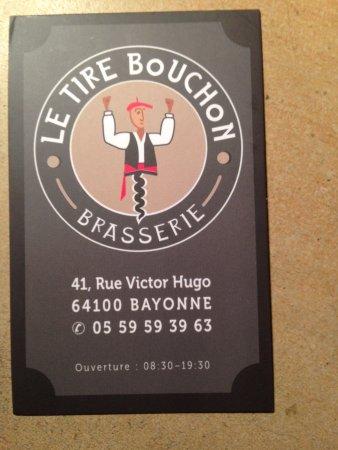 Lahonce, Francia: Une enseigne très sympa comme la brasserie en fait !!!