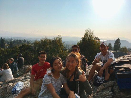 Berkeley, CA: Bouldering