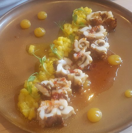 Why Thai food&wine: calamari