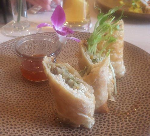 Why Thai food&wine: Spring Rolls