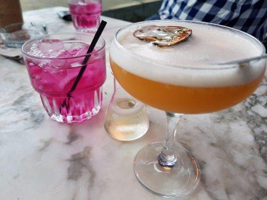 The Alchemist - Trinity: drinks
