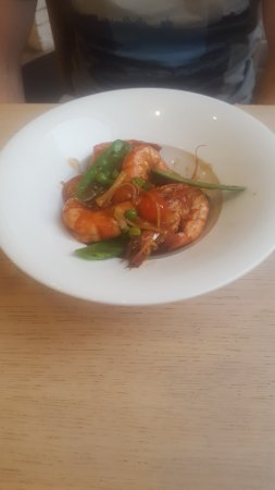 Why Thai food&wine: Prawns