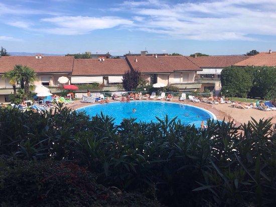 Kristall Lago : La piscina