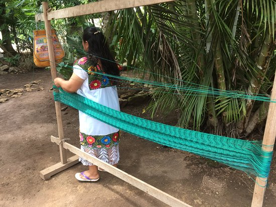 Coba Mayan Traditions: Mayan Home