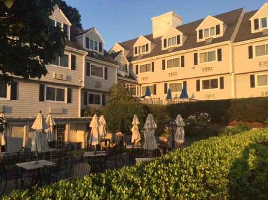 The Inn at Scituate Harbor: A photogenic inn