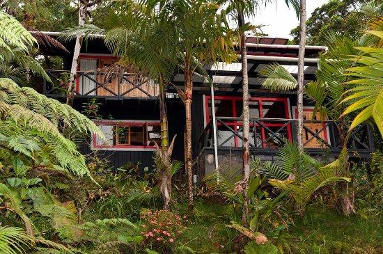 Guadalupe, Panamá: Cabin Origen.