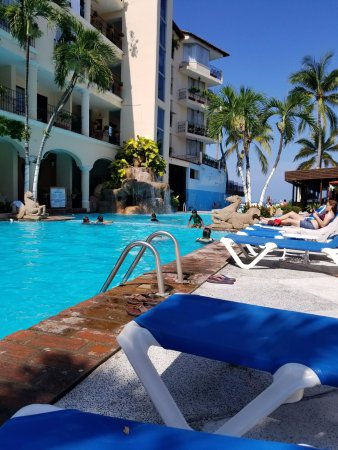 Playa Los Arcos Hotel Beach Resort & Spa: Main Pool