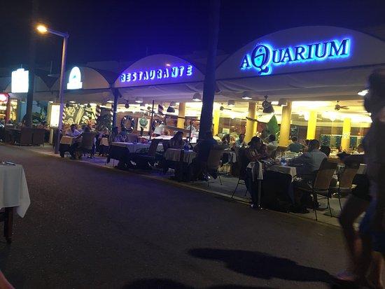 Restaurante Aquarium Photo