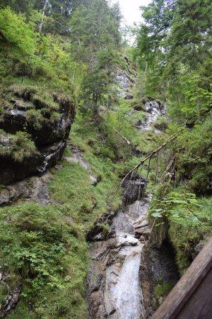 Naturbadegebiet Vorderkaser: Panorama