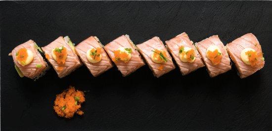 KOKORO Sushi (Vallila): Lohi mania