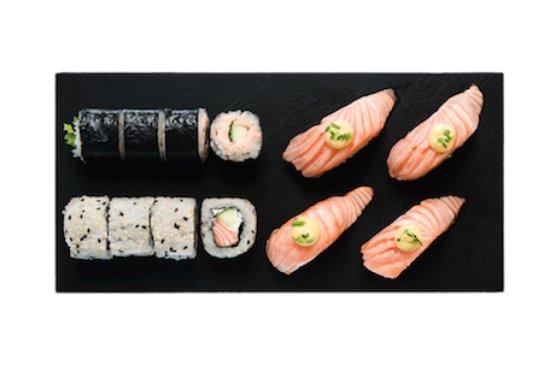 KOKORO Sushi (Vallila): Creamy mania