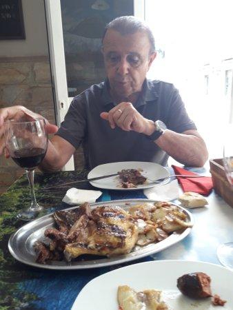 El Buho Tuerto: PARRILLADA VARIADA