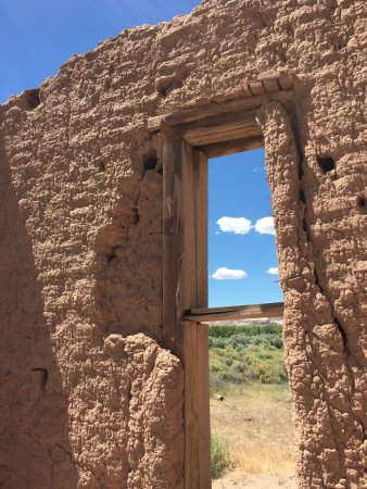 Abiquiu, NM: little church