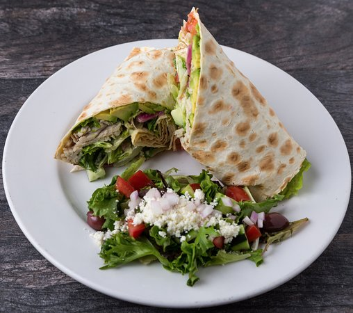 Pita Jungle: California Beach Lavash Wrap