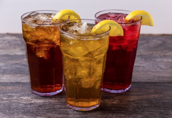 Pita Jungle: Iced Teas