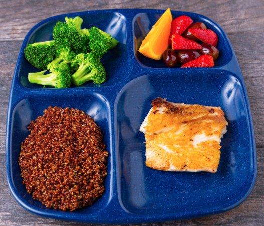Pita Jungle: Kids meal