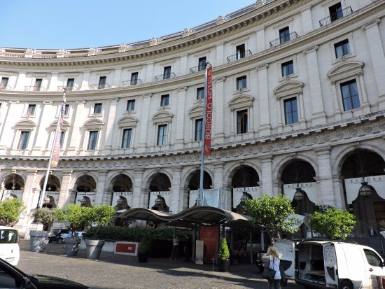Palazzo Naiadi, The Dedica Anthology: Outside of hotel