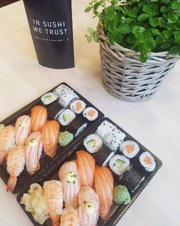 KOKORO Sushi (Vallila): Fresh & hand-made sushi