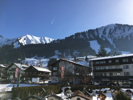 Riezlern, Austria: Hotels genoeg in Riezelrn, Oosterijk