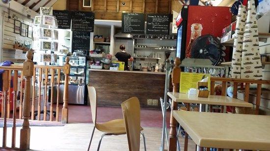 Hatton Locks Cafe: Cafe