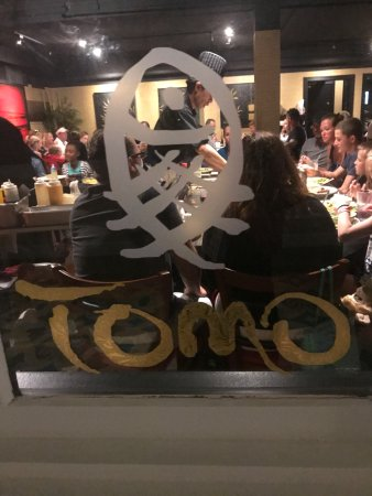 Tomo Hibachi: Outside looking in