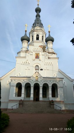 Cathedral of Vladimir Icon of Our Lady: Собор Владимирской иконы Божией Матери