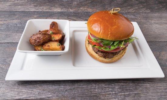 Pita Jungle: Kafta Burger