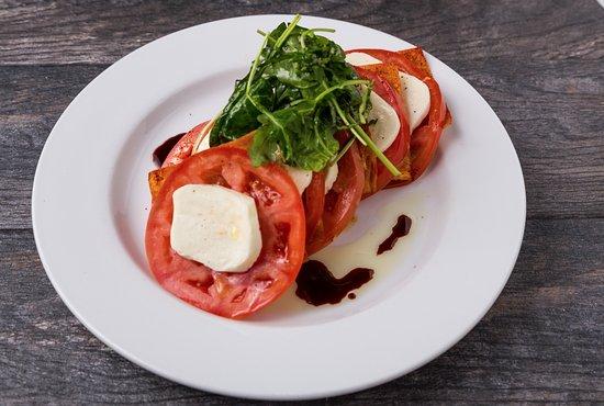 Pita Jungle: Mozzarella, Tomato and Basil