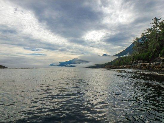 Nanaimo, Canadá: Johnstone Strait