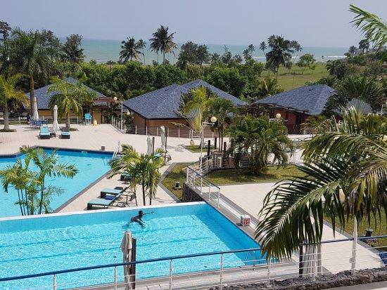 Best Western Plus Atlantic Hotel: Restaurant view