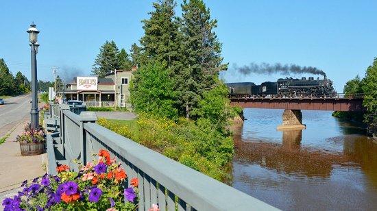Knife River, MN: Emily's Eatery - Exterior