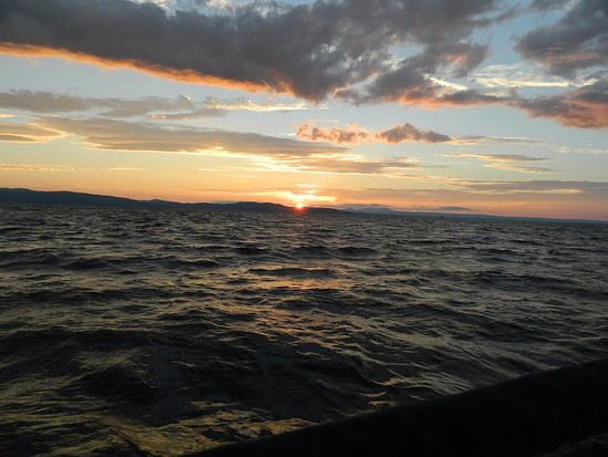 Let's Go Sailing Private Cruises: Sunset