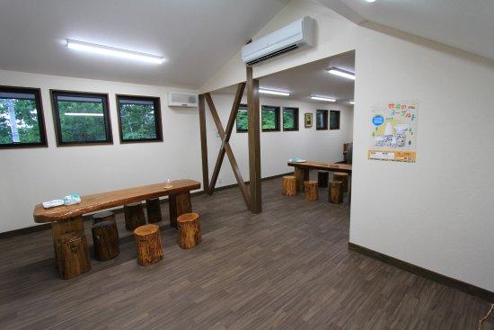 Matsubokkuri: 2階の広い席