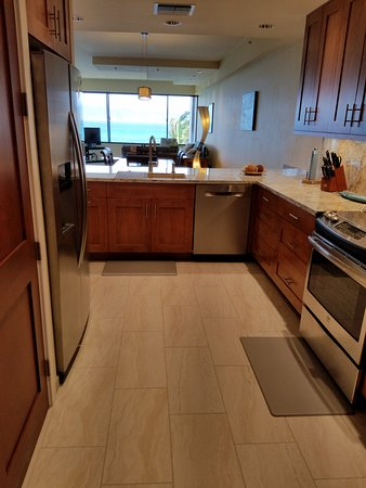 Sands of Kahana: View from kitchen