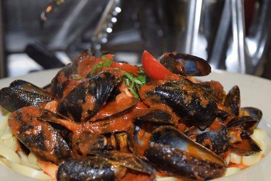 Rossitto's Ristorante: Mussels