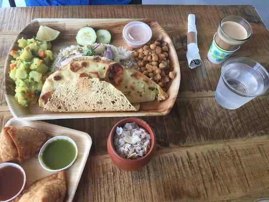 Khana Indian Grill: Save room for dessert!