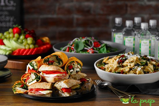 La Prep: Catering Platters