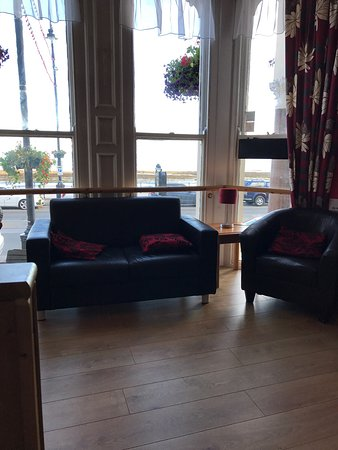 Our stay at the Trevelyan Hotel July 2017